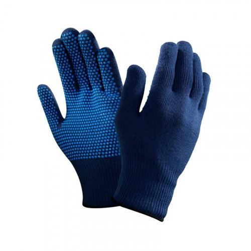 Ansell Comfort G26G Nitril handschuh Chemikalien- und Fl/üssigkeitsschutz Gr/ö/ße 6.5 Gr/ün 1 Paar pro Beutel