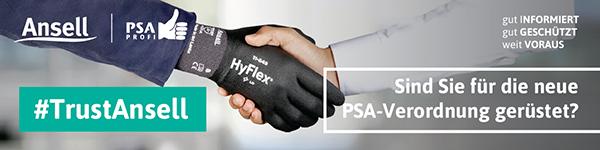TrustAnsell und PSA Profi
