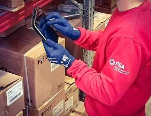 Zukunftsorientiert: Optimale Schutzlösungen für Lagerhaltung & Logistik